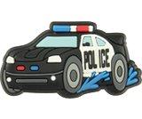splashing cop car