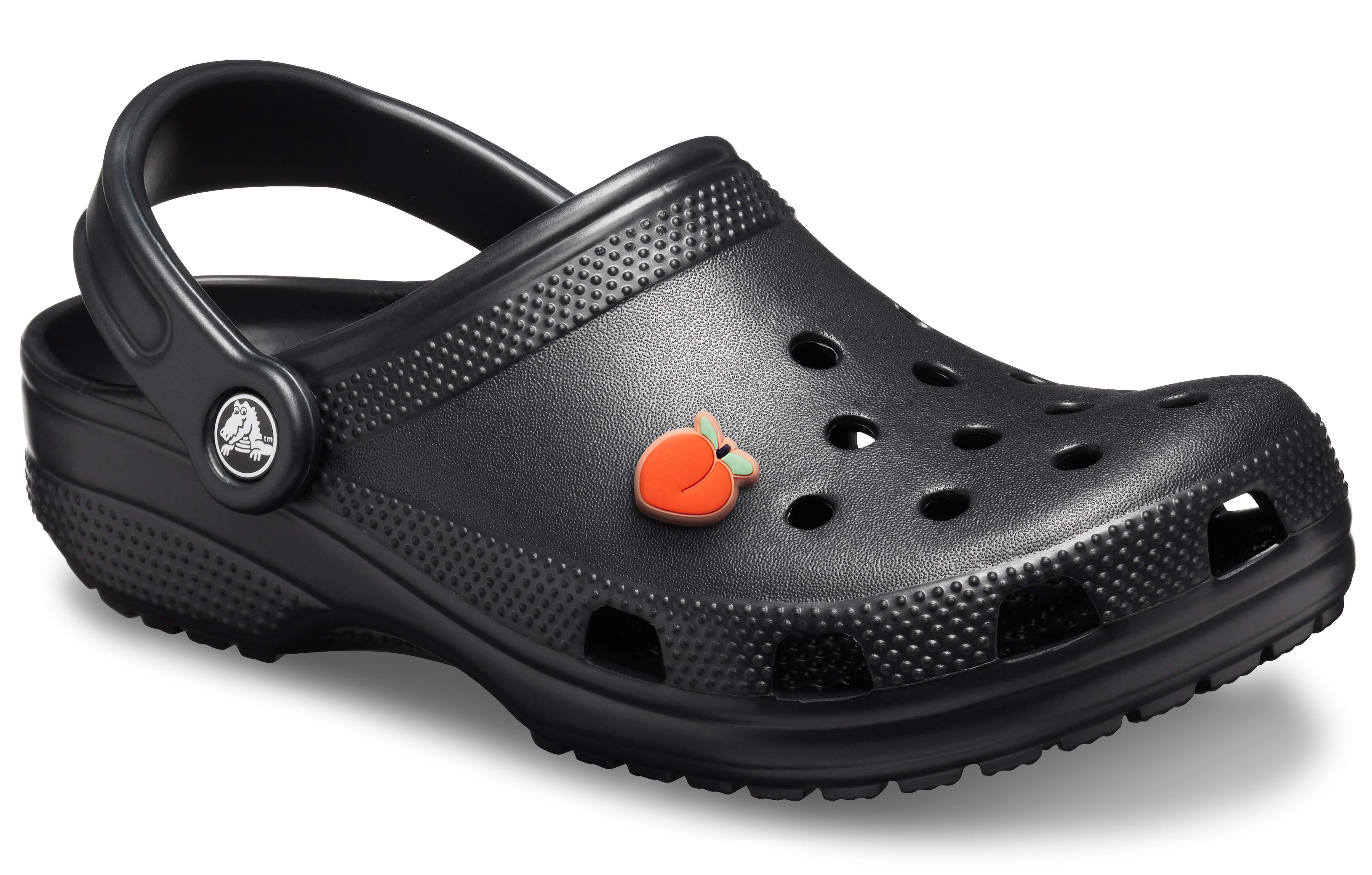 crocs Klassische Clogs für Erwachsene, Unisex 6 Pepper