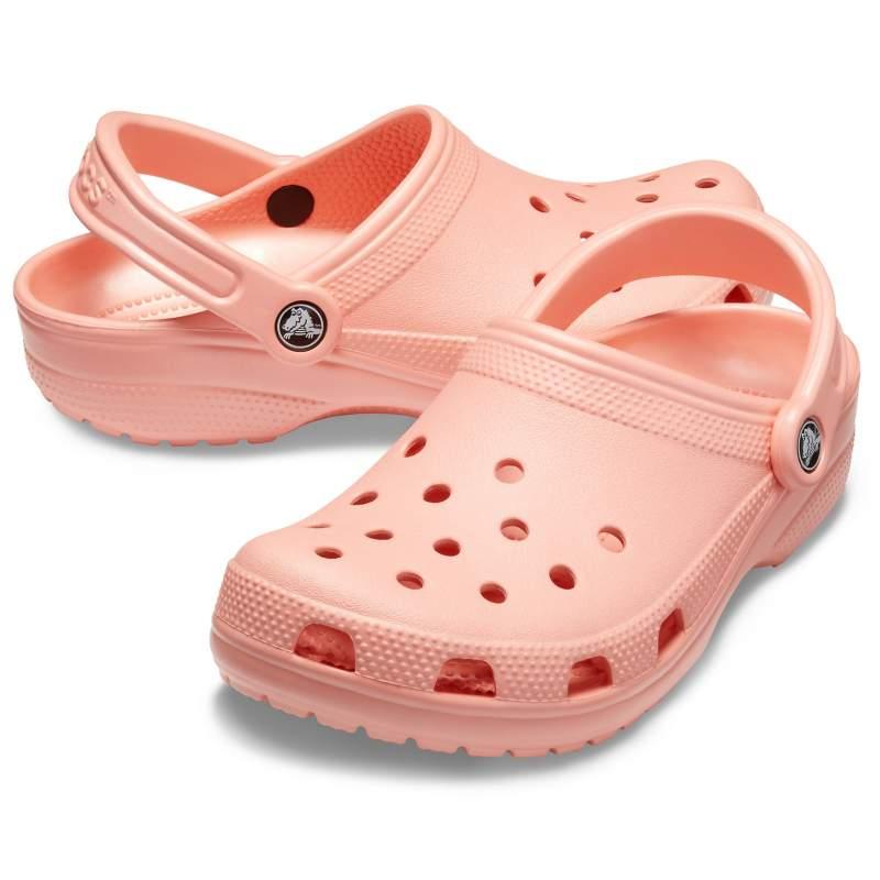 【クロックス公式】 クラシック クロッグ Classic Clog ユニセックス、メンズ、レディース、男女兼用 ピンク/ピンク 22cm,23cm,24cm,25cm,26cm clog クロッグ サンダル 20%OFF