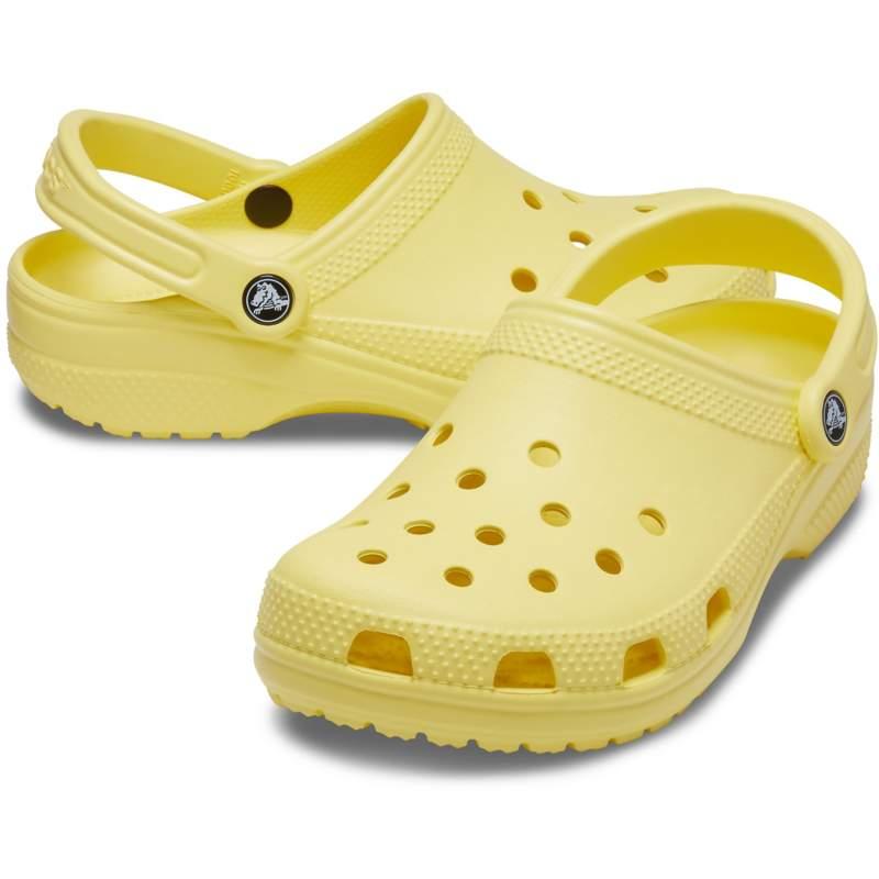 [クロックス公式] クロッグ クラシック クロッグ メンズ、レディース イエロー/黄色 22cm Classic Clog