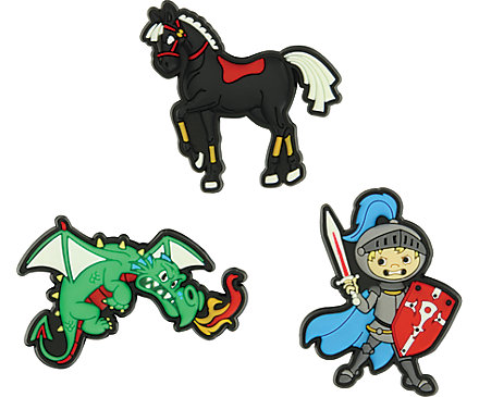 The Brave Knight 3-Pack