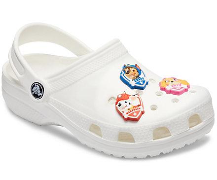 5a3e63c19 Paw Patrol 3-Pack Jibbitz™ Shoe Charm – Crocs