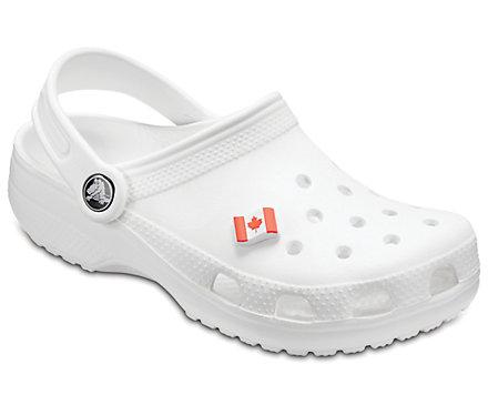 66f6cf3c0570 Canada Flag Jibbitz™ Shoe Charm – Crocs