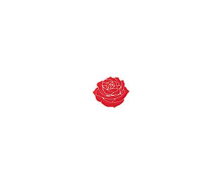 26fb3561f3dc1 Rose Jibbitz™ Shoe Charms - Crocs