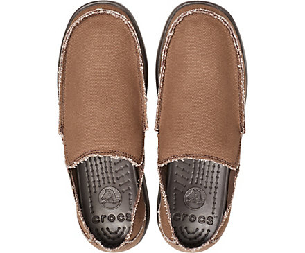28928a0c35456 Men s Santa Cruz Slip-On - Loafer - Crocs