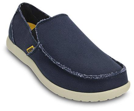 18f345188e5b8 Men's Santa Cruz Slip-On - Loafer - Crocs