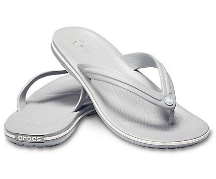 official photos e4d5b be5ec Crocs Crocband™ Flip | Farbenfrohe, bequeme Flip-Flops für ...