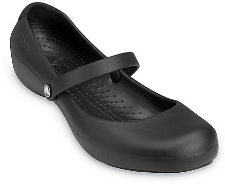 f3f97811c2c3 Alice Work Flat - Crocs