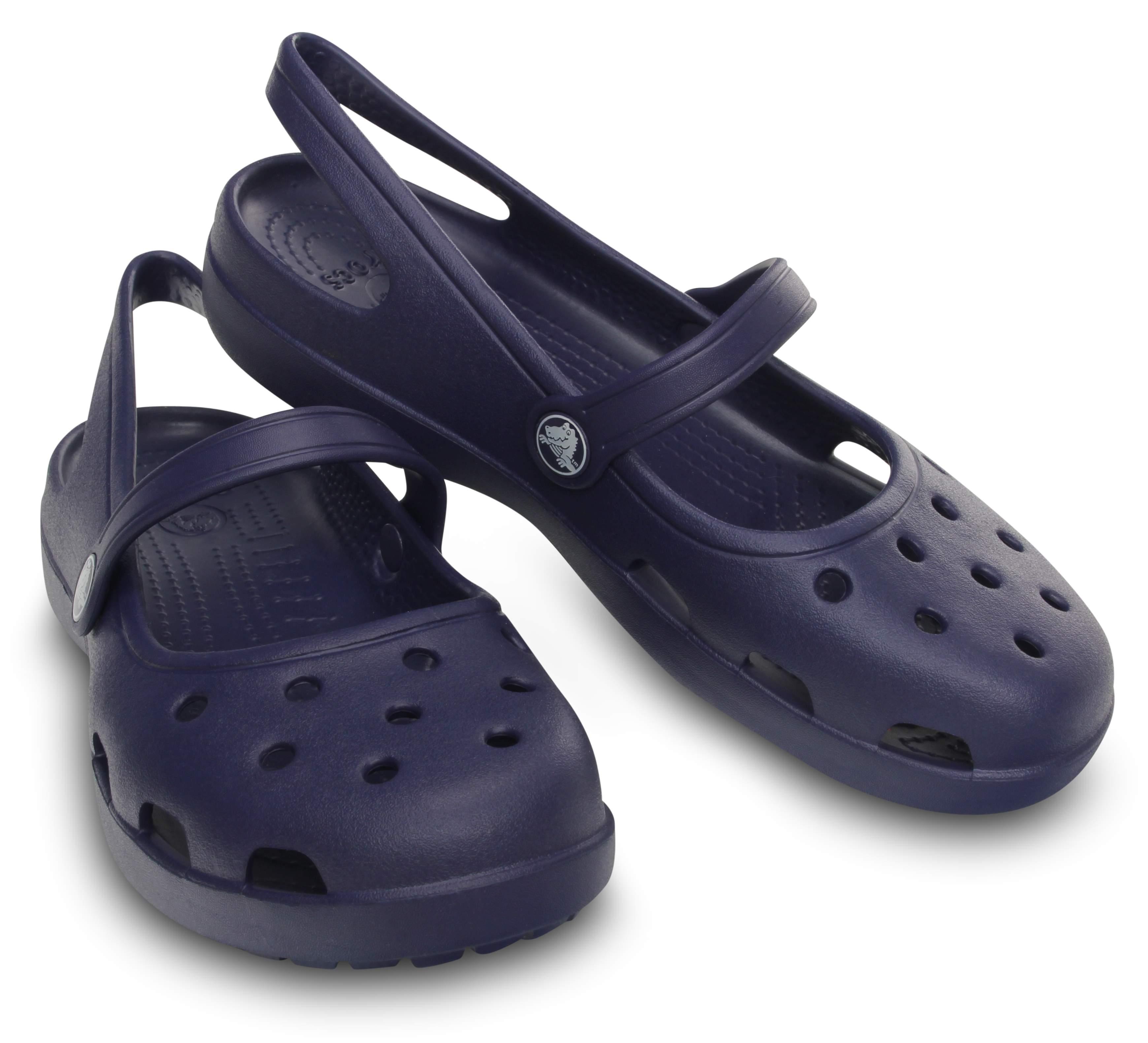 【クロックス公式】 シャイナ メリージェーン ウィメン Women's Shayna Mary Jane ウィメンズ、レディース、女性用 ブルー/青 22cm,23cm,24cm shoe 靴 シューズ