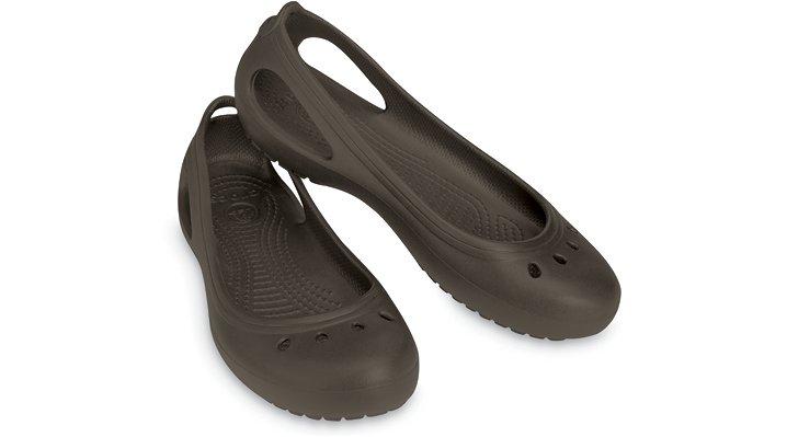 Crocs-Womens-Kadee-Flats thumbnail 10