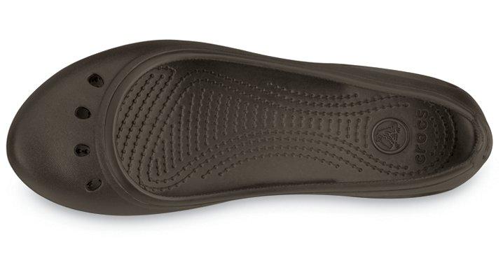 Crocs-Womens-Kadee-Flats thumbnail 11