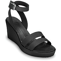Crocs Womens Leigh Wedge Sandal