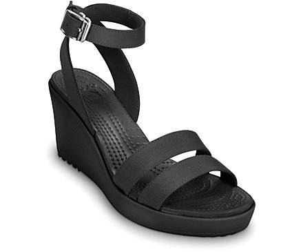 Crocs Women's Leigh Wedge Sandal