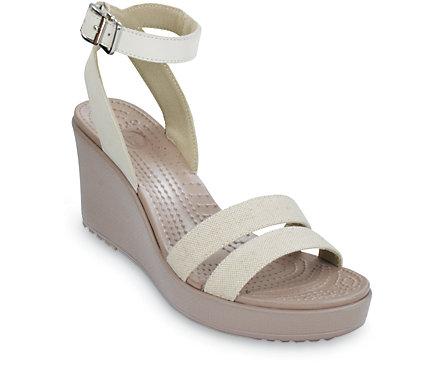 676a0e60ae4 Women's Leigh Wedge - Crocs