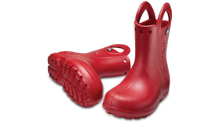 9abacbb3c41fa6 Crocs Kids Handle It Rain Boot Toddler little Kid Yellow 6 M US Toddler.  About this product. Picture 1 of 12  Picture 2 of 12  Picture 3 of 12 ...