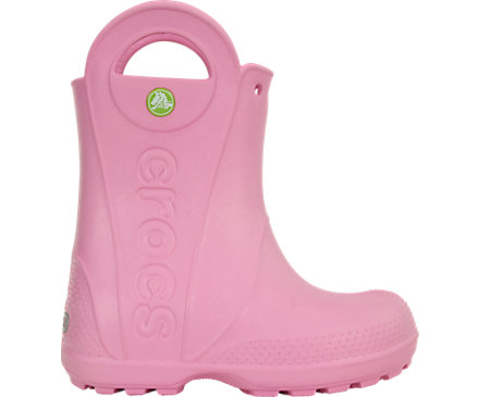 cfad0600b28f Kids  Handle It Rain Boot - Crocs
