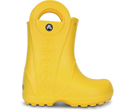 b1d8911f0447af Kids  Handle It Rain Boot - Crocs