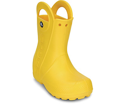 online store 93710 7670d Crocs™ Kids' Handle It Rain Boot | Kids-Gummistiefel ...