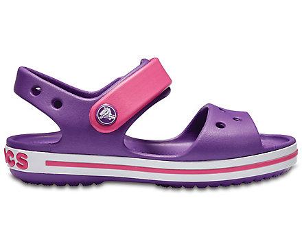 am besten einkaufen gehobene Qualität Promo-Codes Crocs™ Crocband™ Sandal Kids | Bequeme Kindersandalen ...