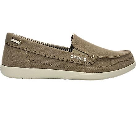 45b517ca7946 Women s Walu Canvas Loafer - Crocs