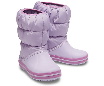 Kids' Winter Puff Boot | Kinderstiefel | Offizielle Crocs Site