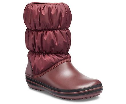 Women's Winter Puff Boot