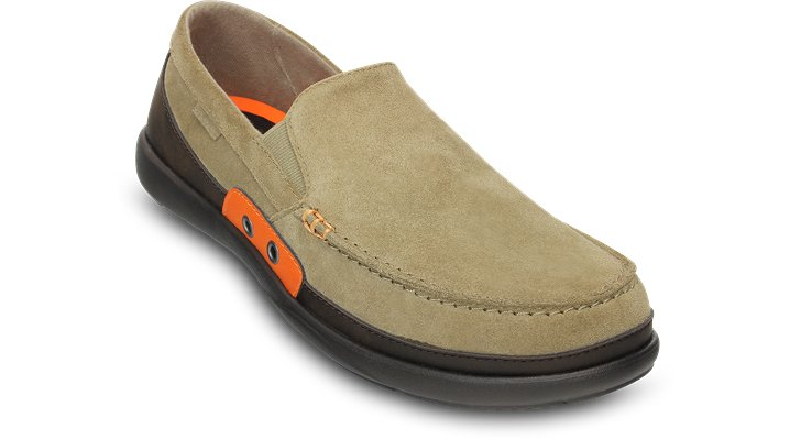 Crocs Walu Accent Mens Loafer