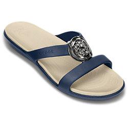 Crocs Womens Sanrah Circle Sandal