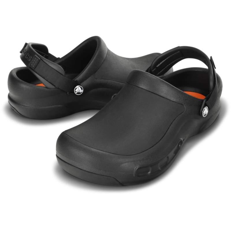 【クロックス公式】 ビストロ プロ クロッグ Bistro Pro Clog ユニセックス、メンズ、レディース、男女兼用 ブラック/黒 22cm,23cm,24cm,27cm,28cm,29cm clog クロッグ サンダル