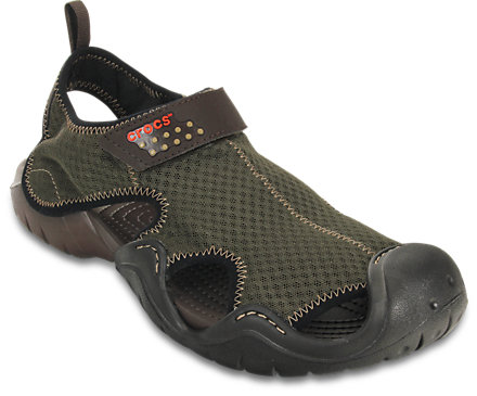 466750d57d01 Men s Swiftwater™ Sandal - Crocs