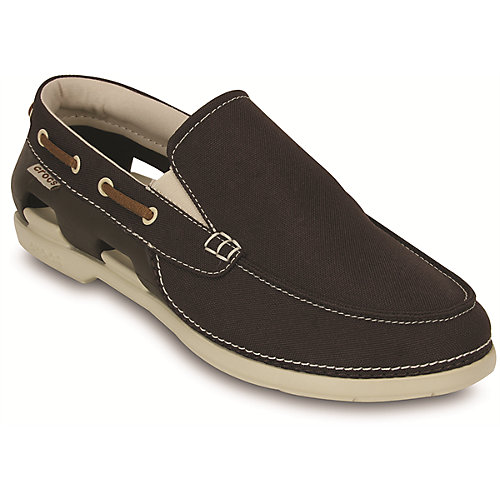 Crocs Mens Beach Line Slip-On Shoes