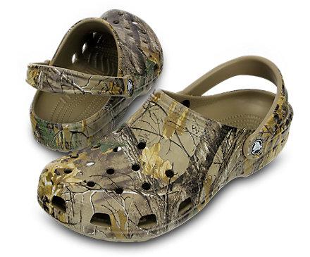 912ce70c20242 Men's Classic Realtree Xtra® Clog - Crocs