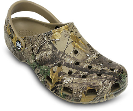 Crocs Classic Realtree V2 ... Adult Camouflage Clogs best place GMr5OCXr