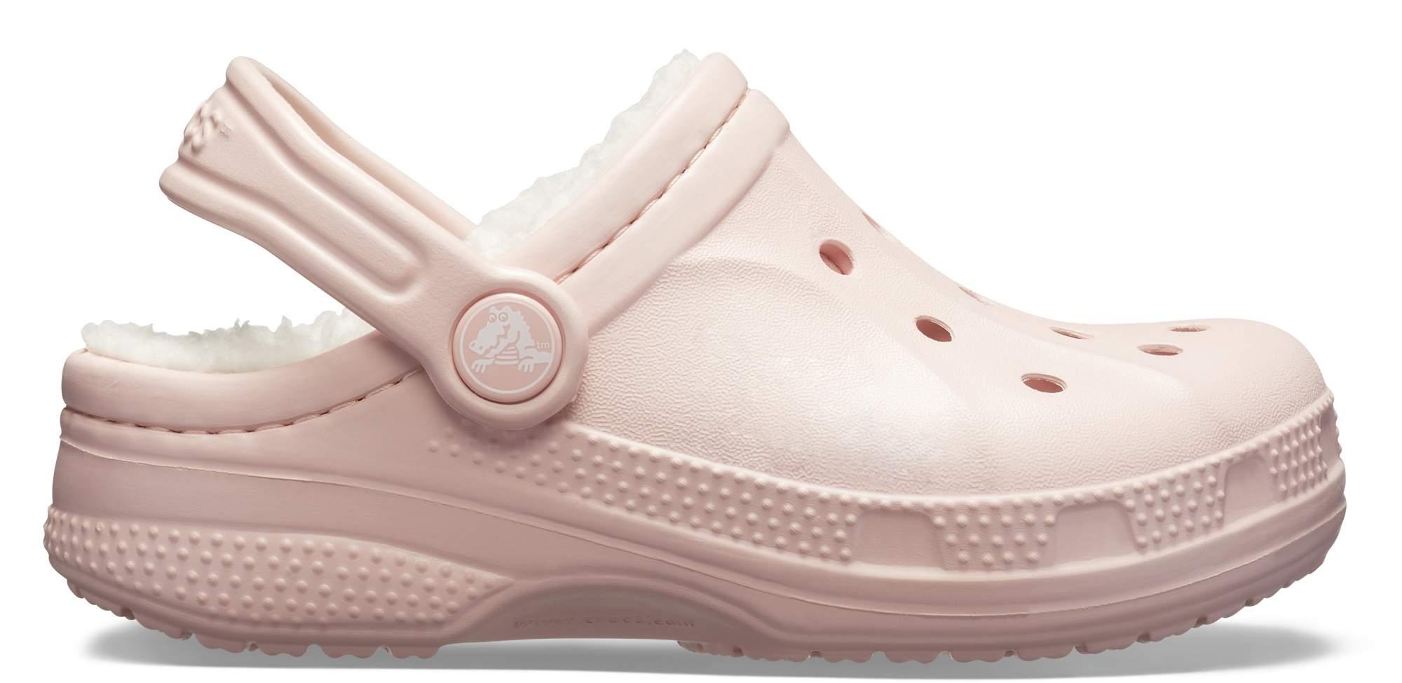 Ralen Lined Clog Crocs