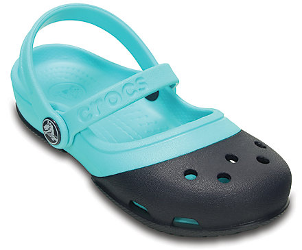 Girls electro ii mary jane girls comfortable shoes crocs angle fandeluxe Choice Image
