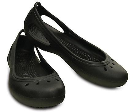 5c886ee9ac31c Women's Kadee Work Flat - Crocs