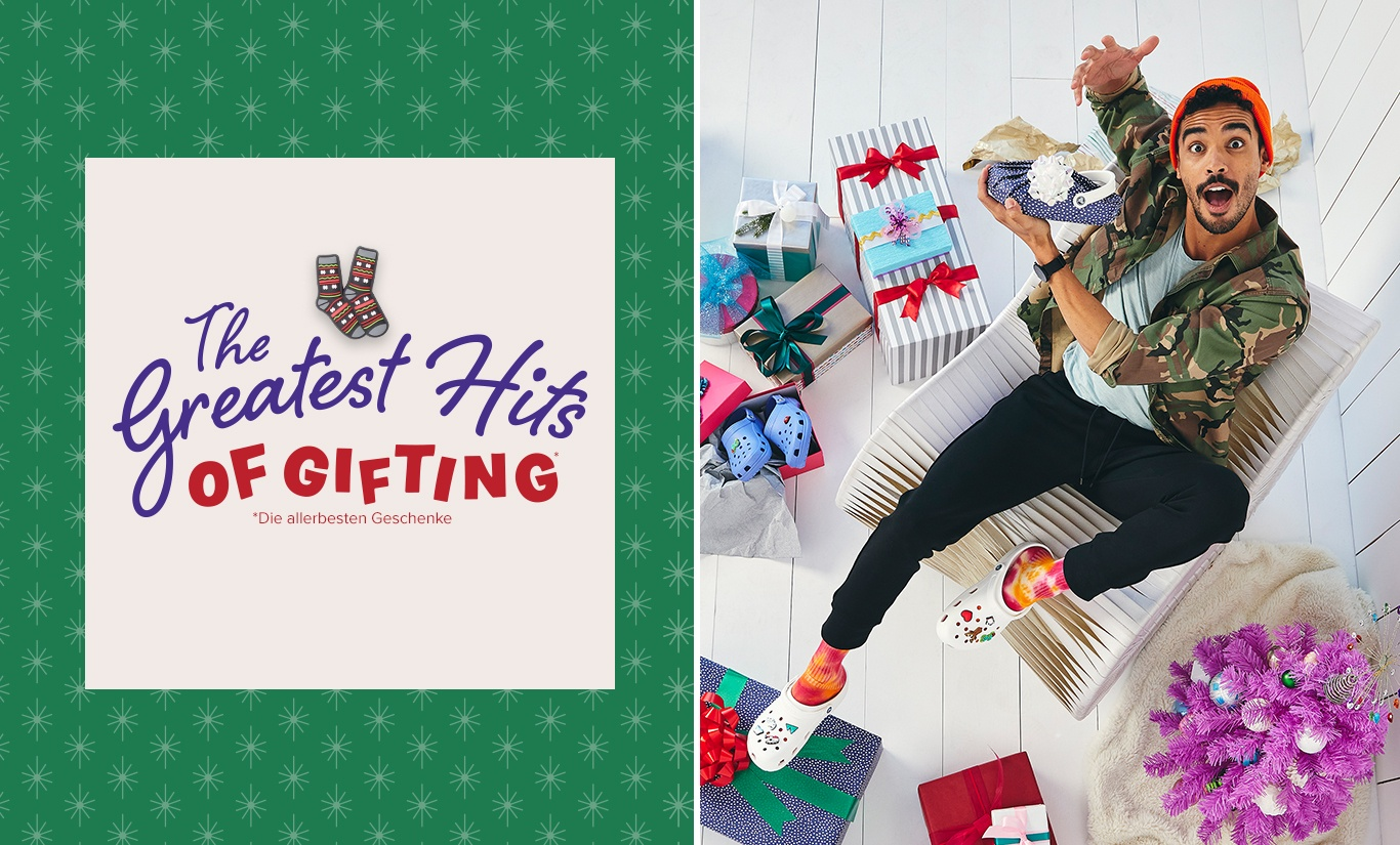 The Greatest Hits of Gifting.