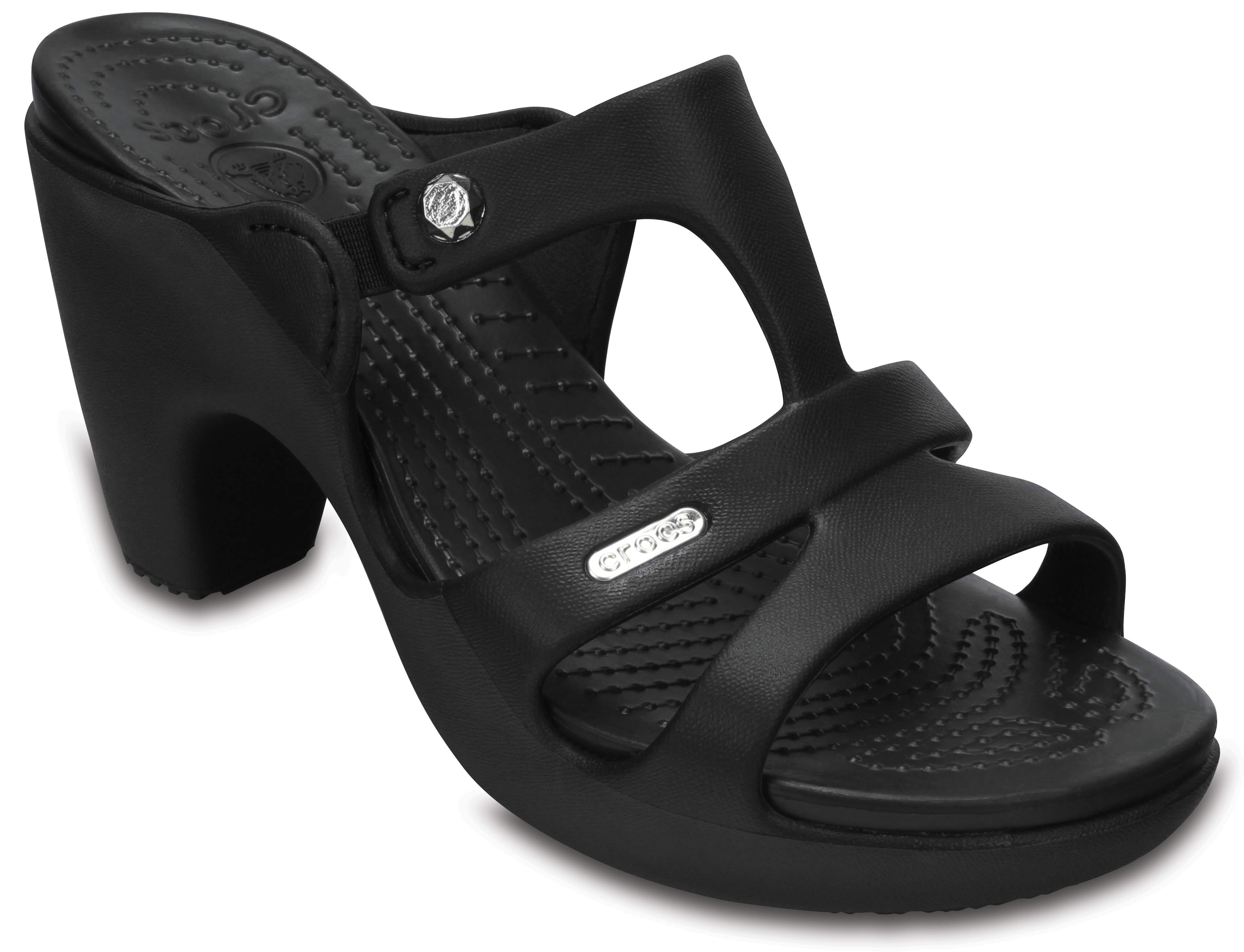 Crocs Cyprus V Heel W par