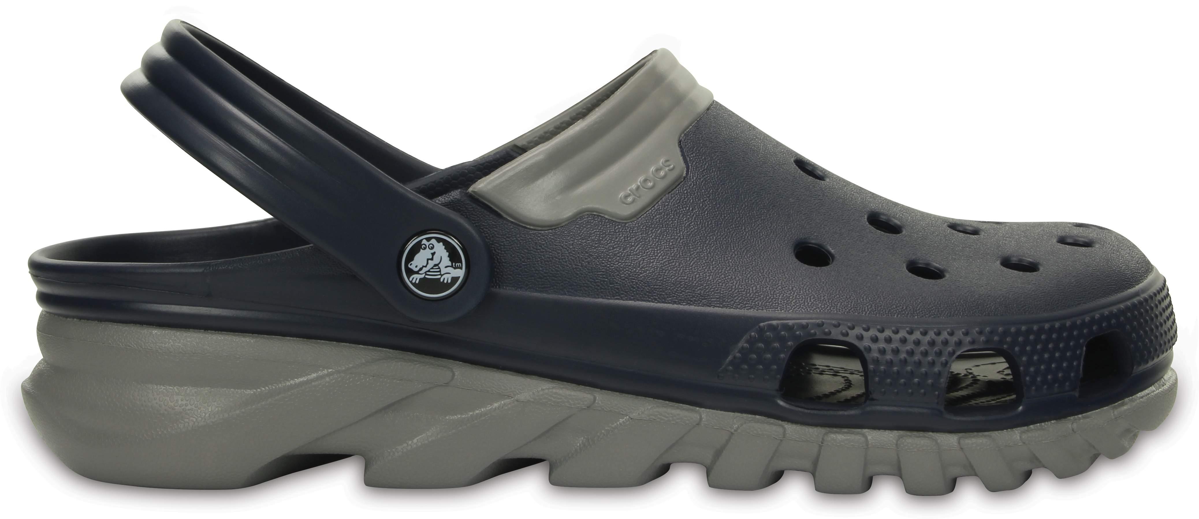 Crocs Duet Sport Clog Navy/Smoke Größe EU 45-46