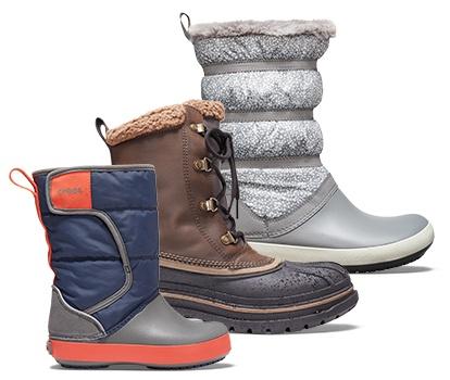pretty nice f1c98 c0e06 Winter Boots | Crocs™ Comfortable & Warm Boots For Winter ...