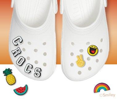 9591e36004f4 Jibbitz Shoe Charms