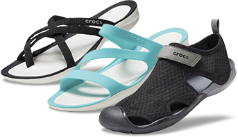 3bfef6eb8334d Swiftwater Collection | Family Summer Adventures | Crocs.co.uk