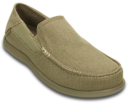 e12d2bb8d Men s Santa Cruz 2 Luxe Loafer - Crocs