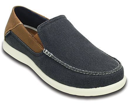 1a26aedd47b Men s Santa Cruz 2 Luxe Loafer - Crocs