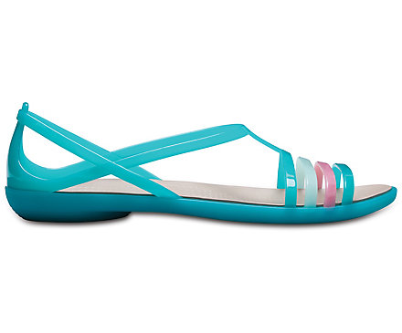 Crocs Women's Isabella Croslite Slip on Sandal Bronze-Bronze-3 Size 3 eTYdrafipW