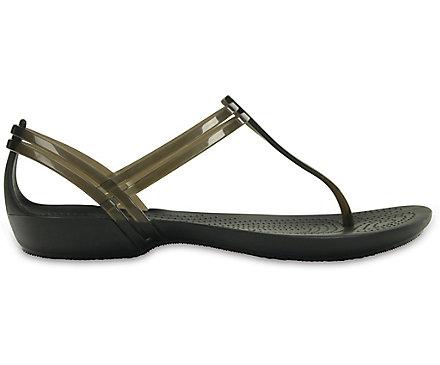 2d9899975 Women s Crocs Isabella T-Strap Sandal - Crocs