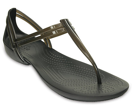 232629089fd8c Women s Crocs Isabella T-Strap Sandal - Crocs