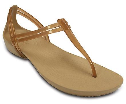 38f039775e6a Women s Crocs Isabella T-Strap Sandal - Crocs