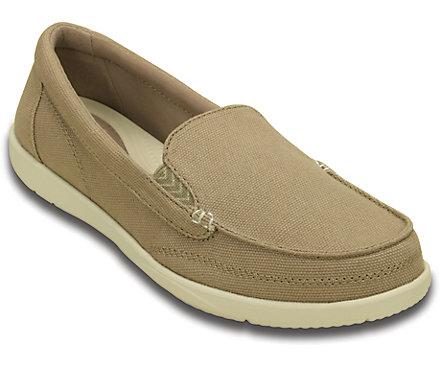 a64e0a5aa1d Women s Walu II Canvas Loafer - Crocs