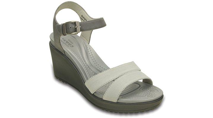 Crocs Leigh 2 Women's Wedge ... Sandals cMeZ4